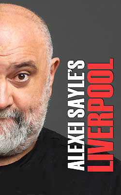 Alexei Sayle's Liverpool  - Oxford TV/BBC2  (2008)